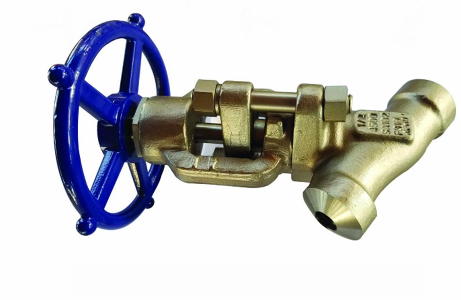 高溫高壓工藝閥(對焊型)